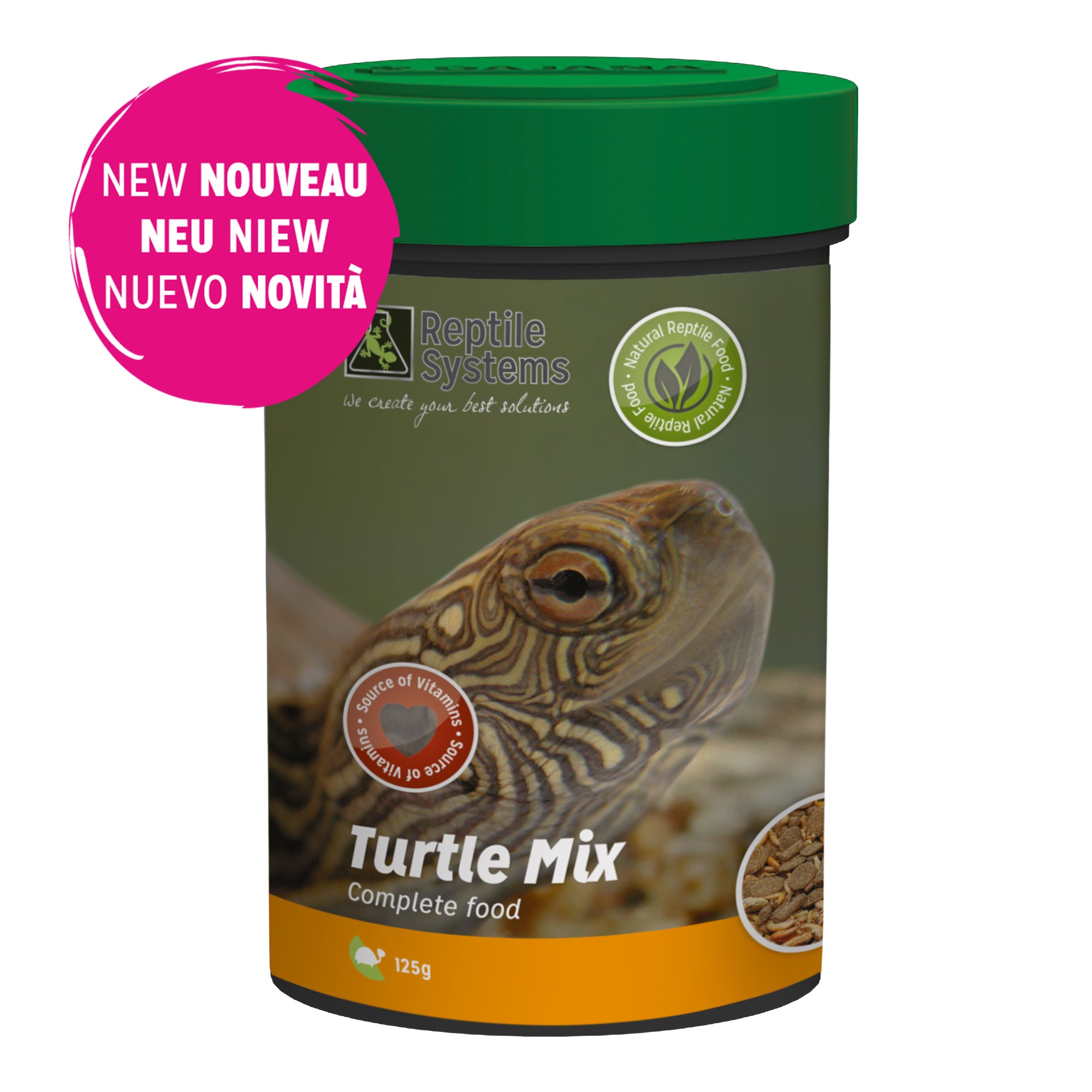 Turtle Mix UK